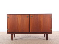 Danish mid-century modern sideboard in teak by Peter Løvig