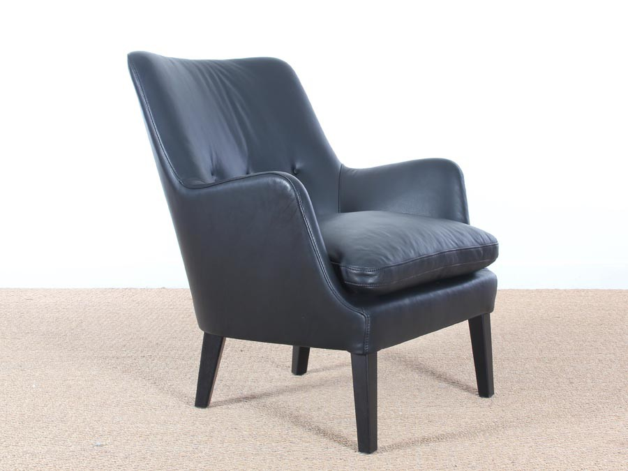 mid century modern scandinavian lounge chair by arne vodder av 53 new release galerie m bler. Black Bedroom Furniture Sets. Home Design Ideas