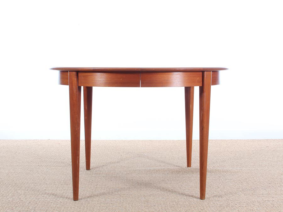 Table Repas Ronde 110 Cm M Lany Id Clik Cette Table Ronde