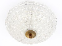 Mid century modern ceiling light by Carl Fagerlund
