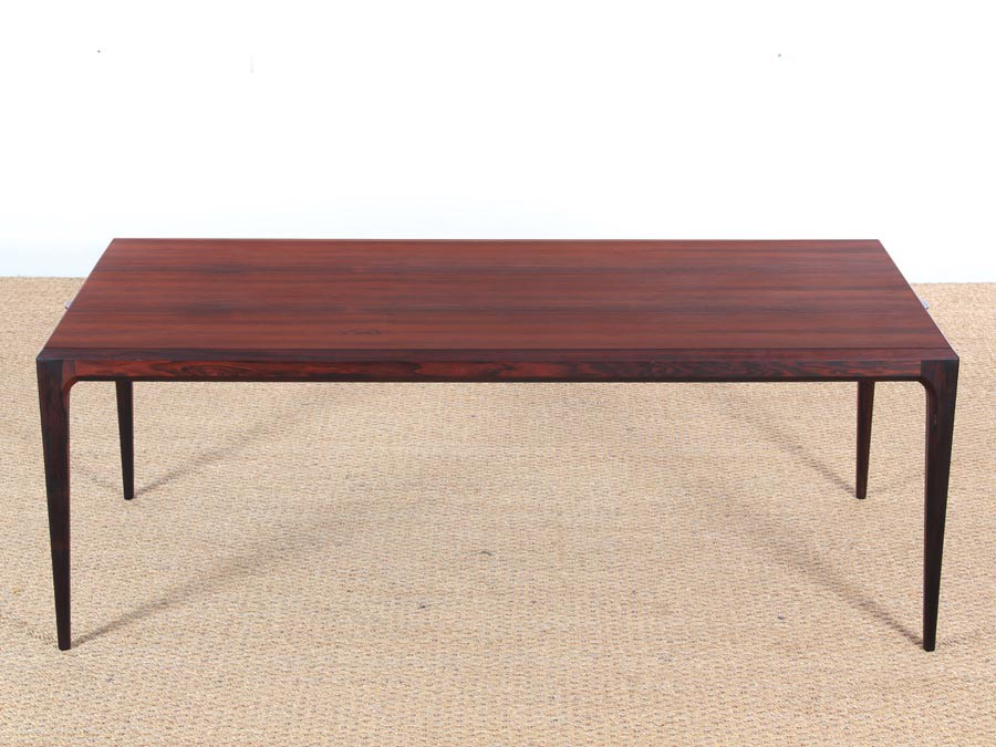 ... Scandinavian Occasional Table In Rosewood Designed By Ohannes Andersen  ...