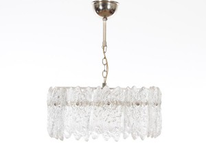 Suspension scandinave en verre