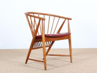 Mid-Century  modern swedish chair