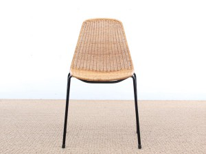 Basket Chair by Gian Franco Legler, new édition