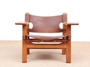 Spanish chair model 2226