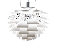 Suspension scandinave PH Artichoke blanche. Edition neuve