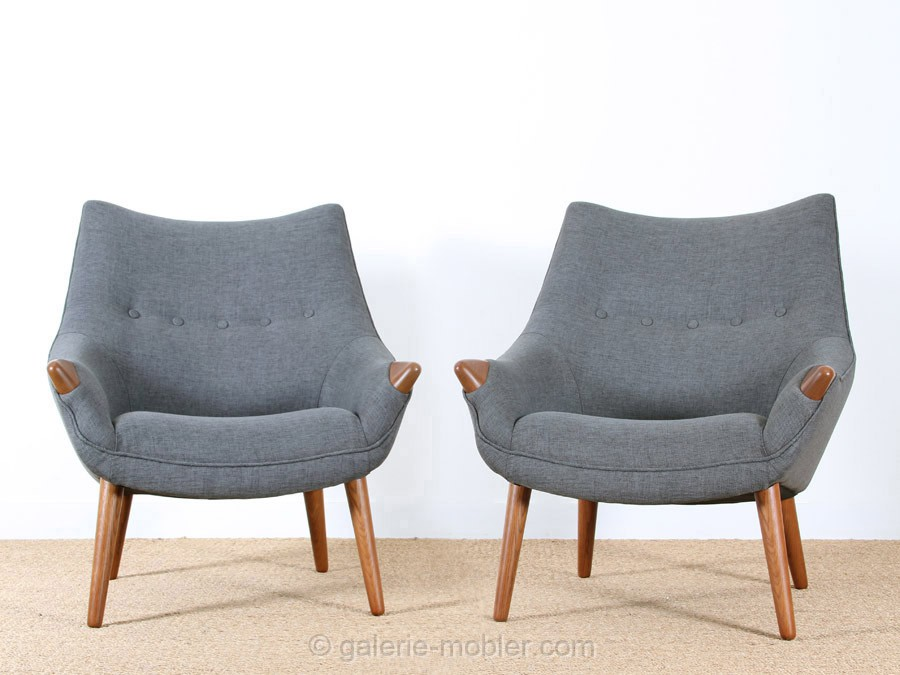 fauteuil scandinave mama bear galerie m bler. Black Bedroom Furniture Sets. Home Design Ideas