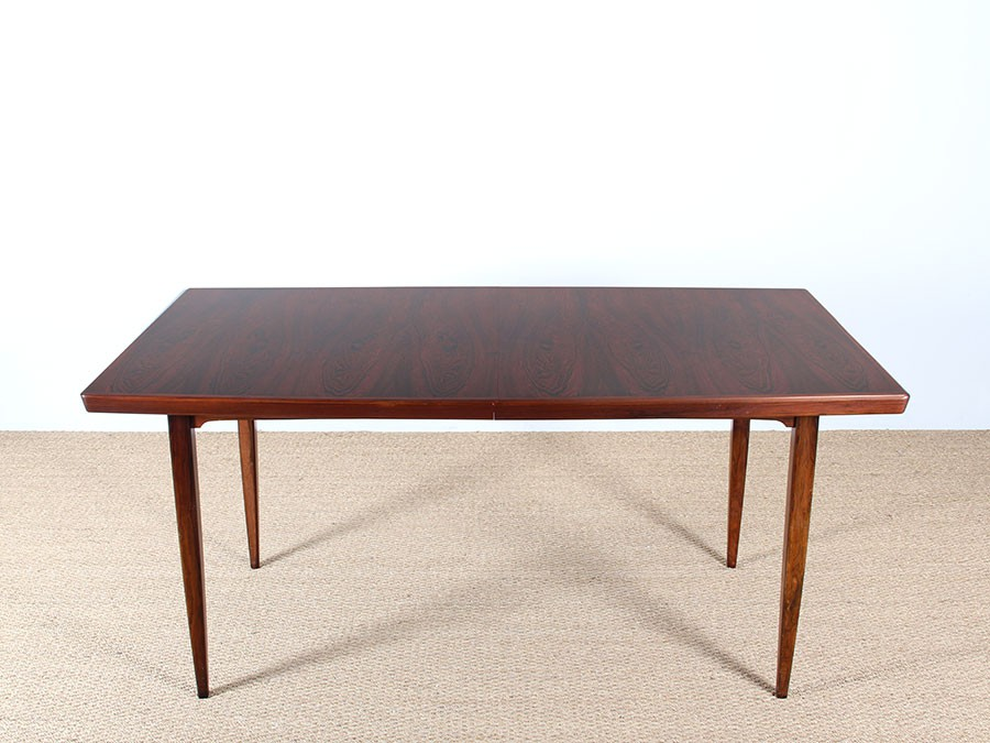 Rectangular dining table in rosewood 610 people  : table repas restangulaire en palissandre from www.galerie-mobler.com size 900 x 675 jpeg 118kB