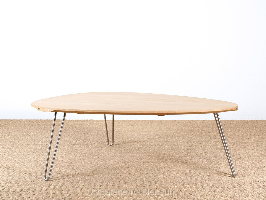 Table basse scandinave mod le ak 1860 galerie m bler - Table basse inspiration scandinave ...