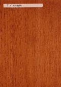 Aspect (texture) bois : acajou