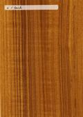 Aspect (texture) bois : teck
