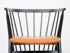 Chaise / Fauteuil scandinave Sibast N°8