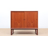 Small danish modern sideboard by Poul Cadovius
