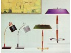 Danish mid-century desk lamp model Senio by Jo Hammerborg