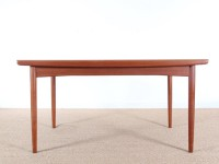 Scandinavian dining table for Dyrlund