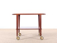 Rosewood trolley / coffee table designed by Niels O. Møller