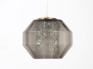 Mid century modern pendant lamp by Carl Fagerlund