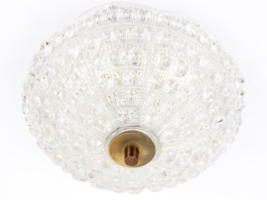 Mid Century Modern Ceiling Light By Carl Fagerlund Galerie Mobler