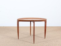 Mid-Century Modern tray-top table by Svend Aage Willumsen & H. Engholm for Frtiz Hansen
