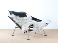 Fauteuil lounge chair Flag Halyard PP 225