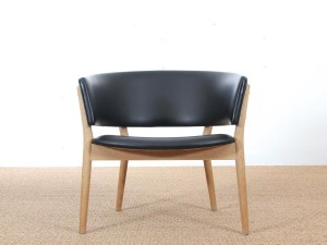 Mid-Century  modern  lounge chair ND 83 by Nanna Ditzel. New release.