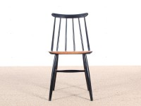 Mid-Century  modern set of 4 Fanett chairs by Ilmari Tapiovaara