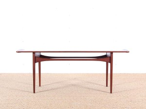 Scandinavian coffe table, first edition by Peter Hvidt & Orla Mølgaard Nielsen