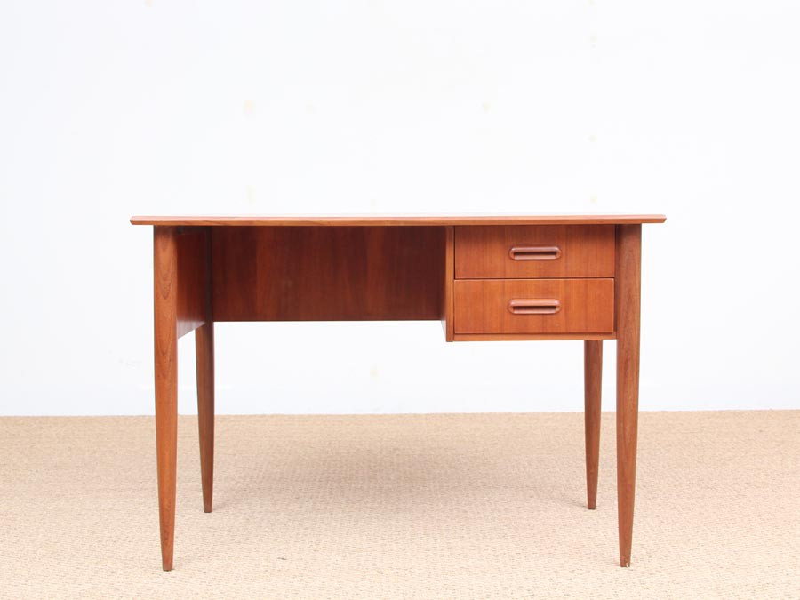 Mid Century Modern Small Standing Desk