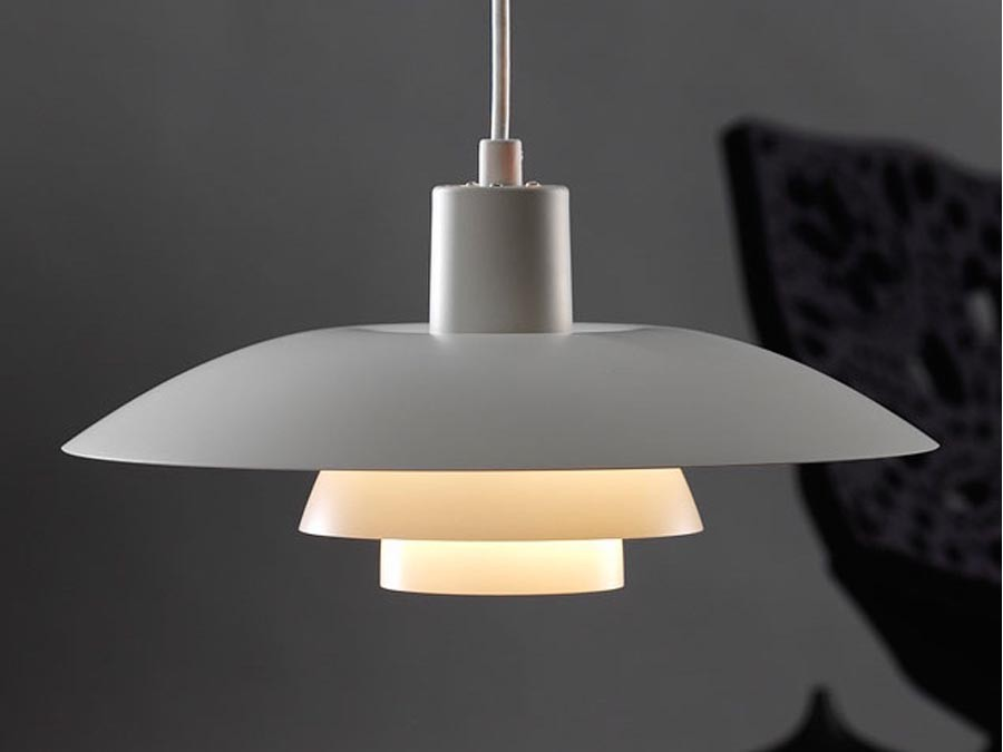 Mid Century Modern Scandinavian Pendant Lamp Ph 4 3 By