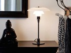 Mid-Century  modern scandinavian table lamp PH 3/2 by Poul Henningsen for Louis Poulsen