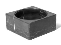 Marble PK-Bowl by Poul Kjærholm. New realese.