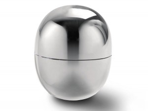 Twin Bowl Super Egg by Piet Hein. Model 10 cm. New edition.
