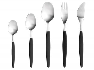 Focus de Luxe cutlery by Folke Aström. New edition