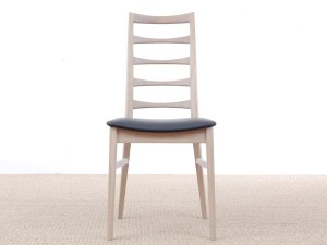 Mid-Century modern scandinavian dining chair model Liz by Niels Koefoed, new edition