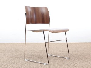 40/4 chair by David Rowland, new edition.