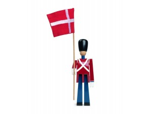 Standard Bearer with Textile Flag, new edition.