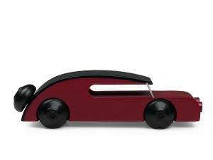 Kay Bojesen red car, new edition.