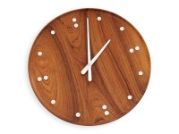 Wall clock by Finn Juhl for UN Building. New release.