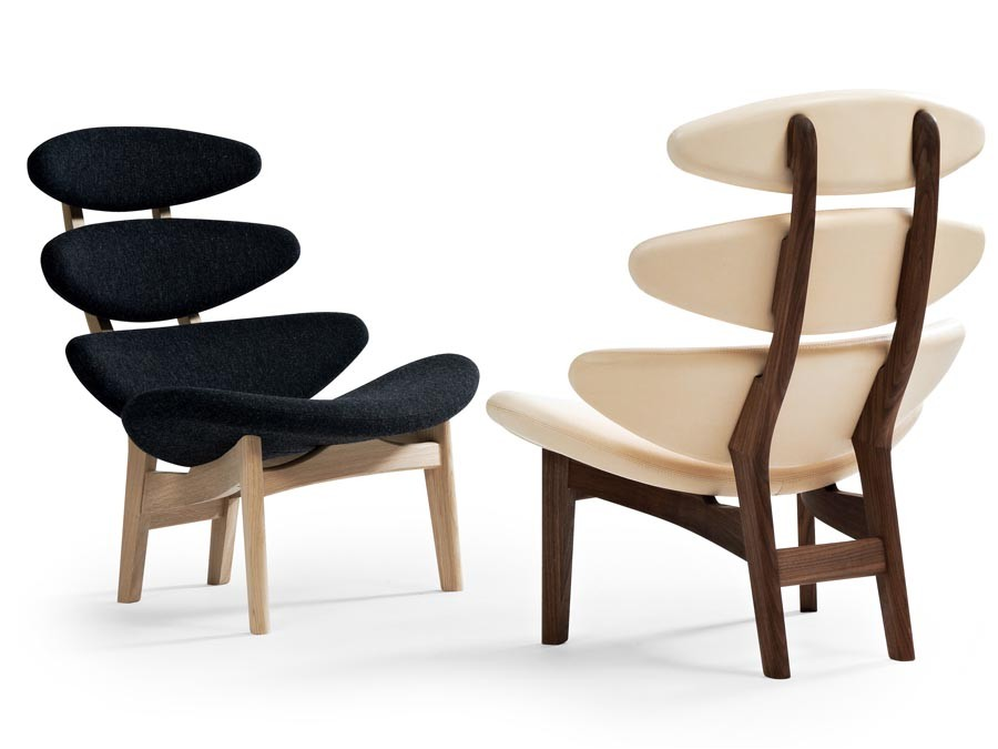 Corona Classic Lounge Chair Galerie Mobler