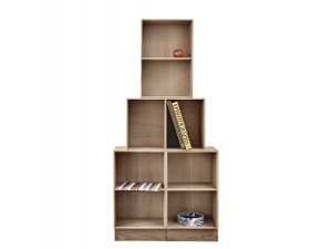 B98 Bookshelf element. 28 cm. New production.