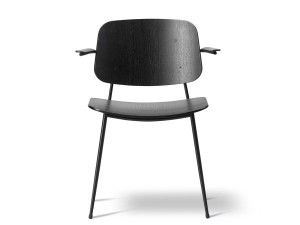 Søborg armchair 3070 by Borge Mogensen. New edition.