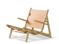Hunting Chair 2229 by Borge Mogensen. New edition.