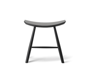 Stool model J63 by Ejvind A. Johansson , New edition.