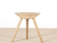 Mid-Century  modern scandinavian stool model ML42 by Mogens Lassen, new edition.