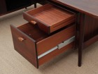 Mid-Century  modern scandinavian large desk in Rio rosewood by Arne Vodder for Sibast Furniture