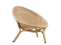 Rana Lounge Chair by Nanna Ditzel. New edition