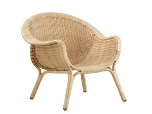 Madame Lounge Chair  by Nanna Ditzel. New edition