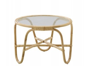 Charlottenborg Side Table. by Arne Jacobsen. New edition.