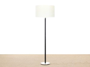 Mid-Century  modern scandinavian Floor Lamp by Jo Hammerborg for Fog & Mørup