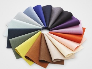 Upholstery fabric per meter Kvadrat Forest Nap (18 colours)